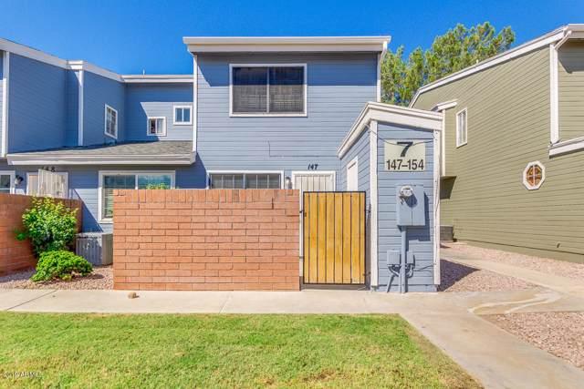 2301 E University Drive #147, Mesa, AZ 85213 (MLS #5980316) :: Brett Tanner Home Selling Team