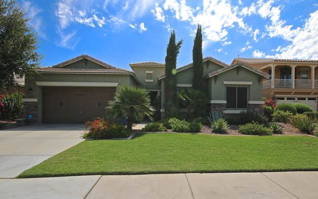 2261 E Galileo Drive, Gilbert, AZ 85298 (MLS #5980318) :: The Kenny Klaus Team