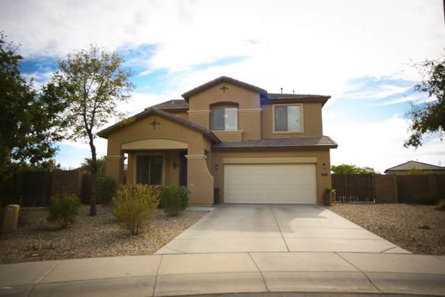 7223 W Andrew Lane, Peoria, AZ 85383 (MLS #5980319) :: Yost Realty Group at RE/MAX Casa Grande