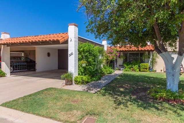 916 W Rovey Avenue, Phoenix, AZ 85013 (MLS #5980341) :: Lifestyle Partners Team