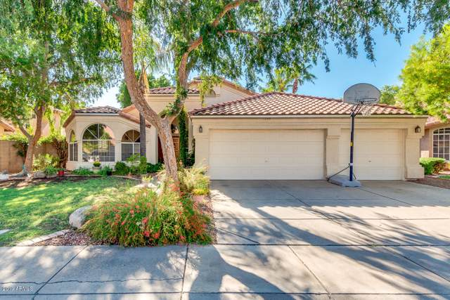 1258 N Sailors Way, Gilbert, AZ 85234 (MLS #5980347) :: Scott Gaertner Group