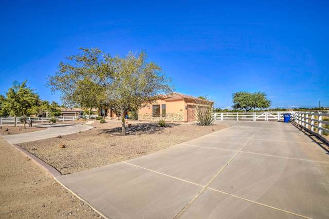 7715 S 170TH Place, Queen Creek, AZ 85142 (MLS #5980348) :: Arizona Home Group