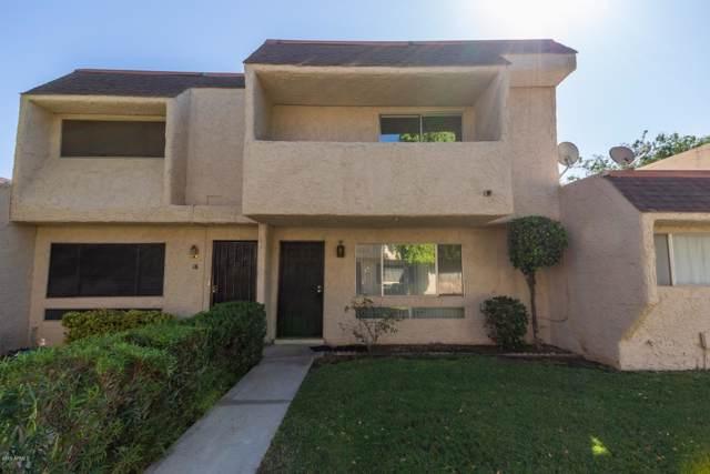 2221 W Farmdale Avenue #19, Mesa, AZ 85202 (MLS #5980352) :: Revelation Real Estate