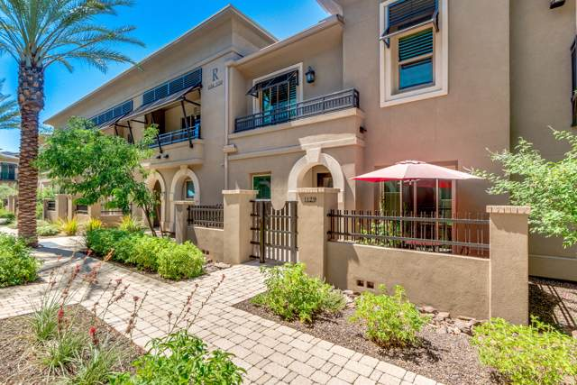 6565 E Thomas Road #1129, Scottsdale, AZ 85251 (MLS #5980364) :: Riddle Realty Group - Keller Williams Arizona Realty