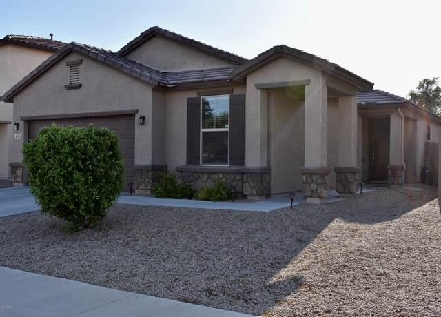 1036 N 168th Drive, Goodyear, AZ 85338 (MLS #5980373) :: Occasio Realty