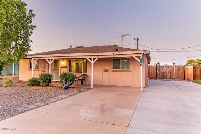 11104 W Greer Avenue, Youngtown, AZ 85363 (MLS #5980386) :: Occasio Realty