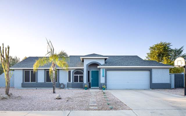 8056 E Ensenada Street, Mesa, AZ 85207 (MLS #5980398) :: Revelation Real Estate