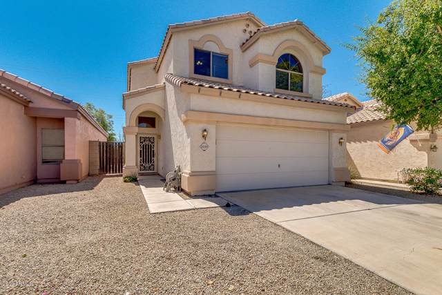 3539 W Whispering Wind Drive, Glendale, AZ 85310 (MLS #5980402) :: Conway Real Estate