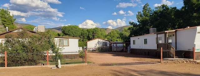 831 S Tonto Creek Drive, Payson, AZ 85541 (MLS #5980403) :: Brett Tanner Home Selling Team