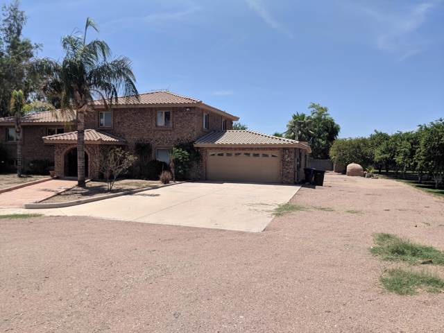 5700 S Greenfield Road, Gilbert, AZ 85298 (MLS #5980404) :: Revelation Real Estate