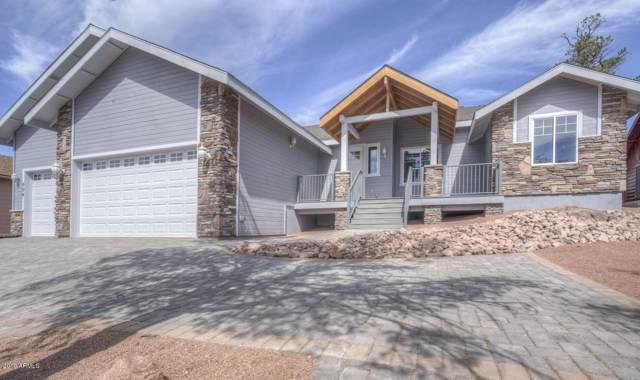506 N Eagle Ridge Road, Payson, AZ 85541 (MLS #5980443) :: Revelation Real Estate