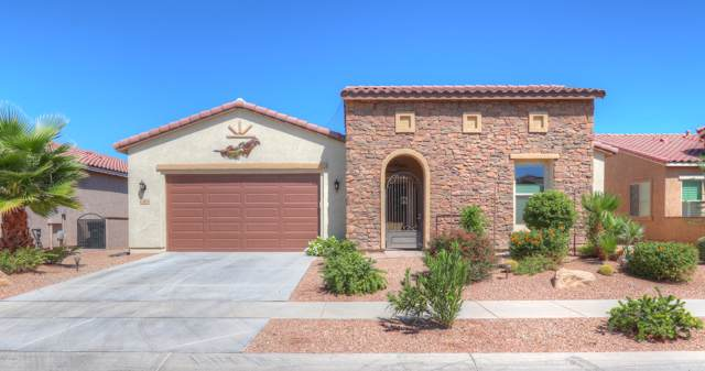 430 N Questa Trail, Casa Grande, AZ 85194 (MLS #5980471) :: Yost Realty Group at RE/MAX Casa Grande