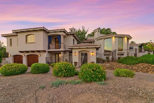 4156 E Mcdonald Drive, Paradise Valley, AZ 85253 (MLS #5980482) :: Riddle Realty Group - Keller Williams Arizona Realty