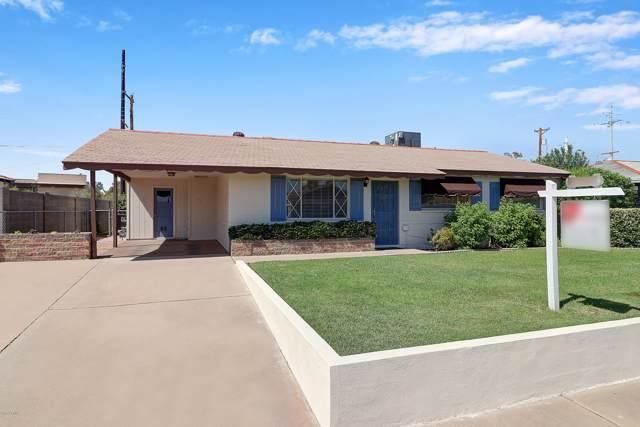 1214 N 66TH Street, Scottsdale, AZ 85257 (MLS #5980487) :: Riddle Realty Group - Keller Williams Arizona Realty