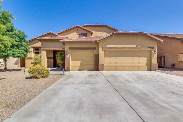 2593 N 149TH Avenue, Goodyear, AZ 85395 (MLS #5980493) :: Riddle Realty Group - Keller Williams Arizona Realty