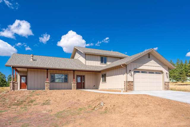 205 Fairway Drive, Williams, AZ 86046 (MLS #5980503) :: Kortright Group - West USA Realty