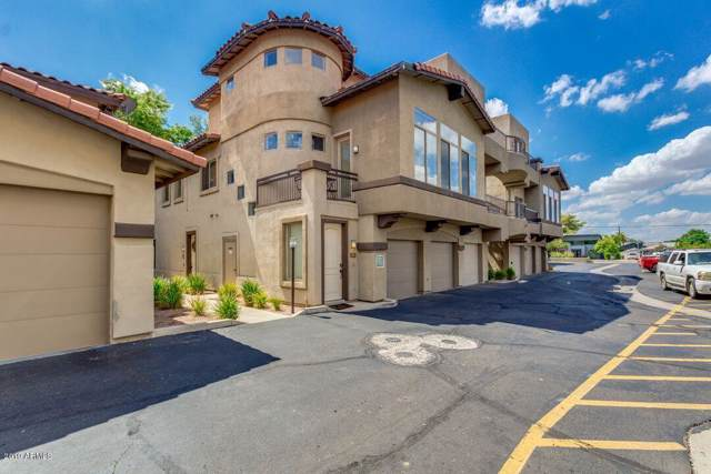 2019 E Campbell Avenue #111, Phoenix, AZ 85016 (MLS #5980510) :: Riddle Realty Group - Keller Williams Arizona Realty