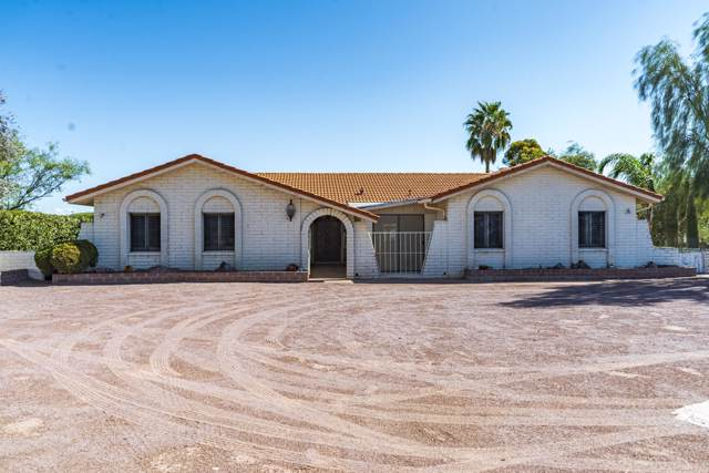 1850 Mountain View Drive, Wickenburg, AZ 85390 (MLS #5980516) :: Yost Realty Group at RE/MAX Casa Grande