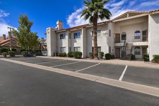 930 N Mesa Drive #1038, Mesa, AZ 85201 (MLS #5980524) :: Occasio Realty