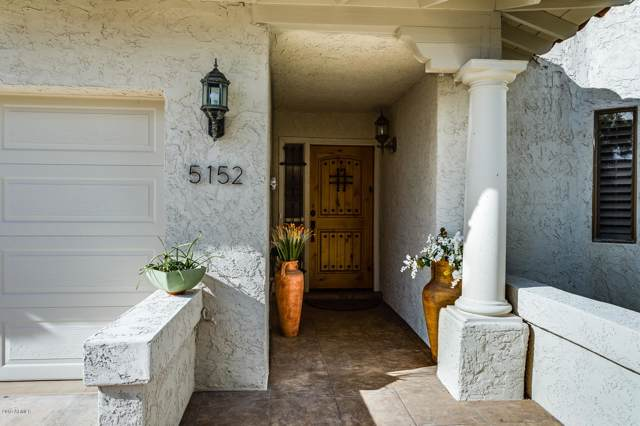 5152 N 76TH Place, Scottsdale, AZ 85250 (MLS #5980558) :: Riddle Realty Group - Keller Williams Arizona Realty