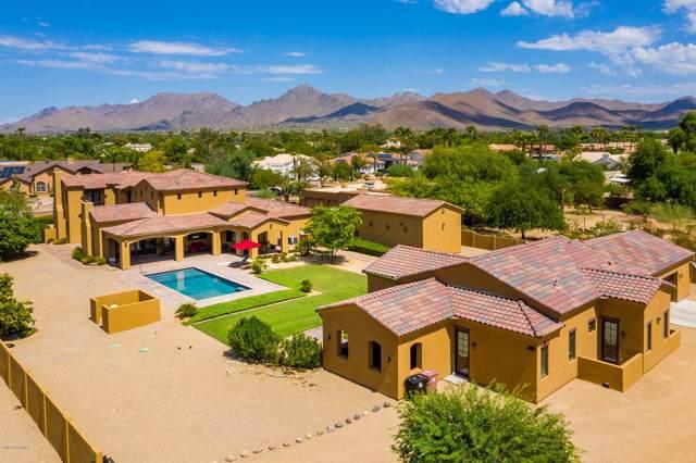 10125 E Cortez Drive, Scottsdale, AZ 85260 (MLS #5980559) :: The Carin Nguyen Team