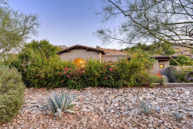 4405 E Lakeside Lane, Paradise Valley, AZ 85253 (MLS #5980564) :: Keller Williams Realty Phoenix