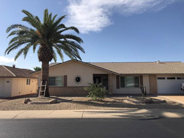 12815 W Flagstone Drive, Sun City West, AZ 85375 (MLS #5980569) :: CC & Co. Real Estate Team