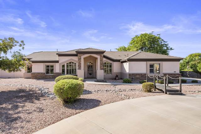 2777 E Majestic Eagle, Gilbert, AZ 85297 (MLS #5980576) :: Riddle Realty Group - Keller Williams Arizona Realty