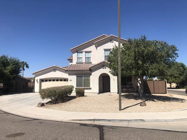 11220 N 164th Lane, Surprise, AZ 85388 (MLS #5980634) :: Riddle Realty Group - Keller Williams Arizona Realty