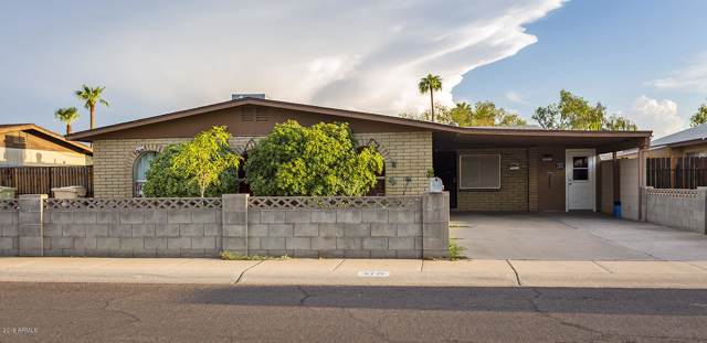 6721 W Orange Drive, Glendale, AZ 85303 (MLS #5980639) :: Homehelper Consultants