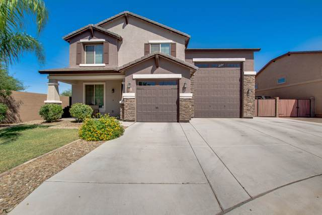 12022 W Calle Hermosa Lane, Avondale, AZ 85323 (MLS #5980641) :: Nate Martinez Team