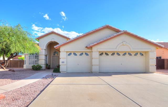 1217 E Sunset Drive, Casa Grande, AZ 85122 (MLS #5980658) :: The Laughton Team