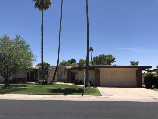 10505 W Pineaire Drive, Sun City, AZ 85351 (MLS #5980676) :: CC & Co. Real Estate Team