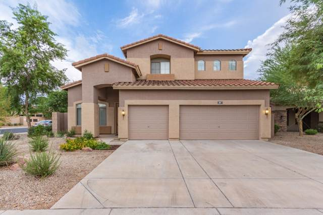 897 E Libra Place, Chandler, AZ 85249 (MLS #5980688) :: Riddle Realty Group - Keller Williams Arizona Realty