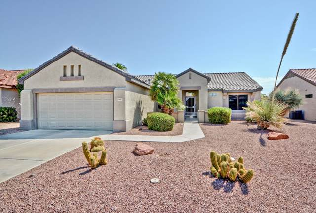 20443 N Shadow Mountain Drive, Surprise, AZ 85374 (MLS #5980710) :: Riddle Realty Group - Keller Williams Arizona Realty