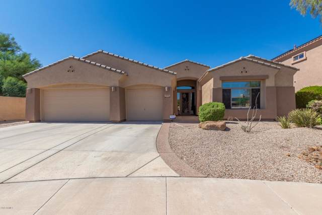 9698 S 183RD Avenue, Goodyear, AZ 85338 (MLS #5980727) :: Devor Real Estate Associates