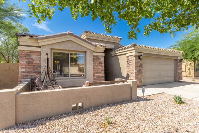 775 E Dragon Springs Drive, Casa Grande, AZ 85122 (MLS #5980729) :: Devor Real Estate Associates