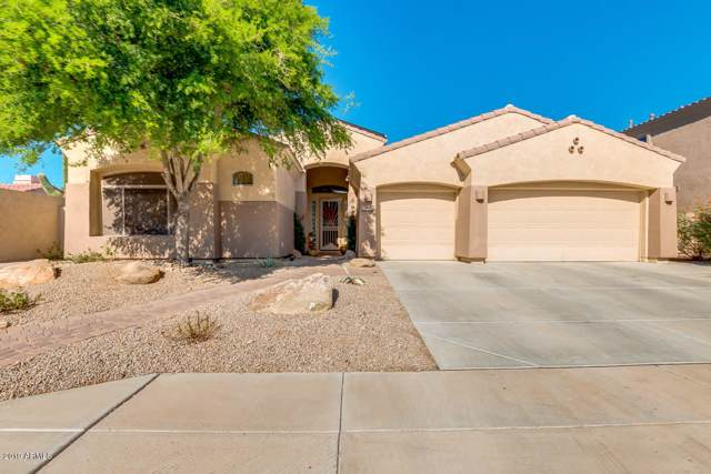 9637 S 183RD Drive, Goodyear, AZ 85338 (MLS #5980732) :: The Daniel Montez Real Estate Group