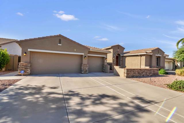 11501 E Roselle Avenue, Mesa, AZ 85212 (MLS #5980737) :: Devor Real Estate Associates