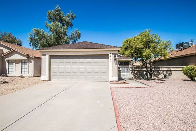 3950 W Denver Street, Chandler, AZ 85226 (MLS #5980750) :: Riddle Realty Group - Keller Williams Arizona Realty