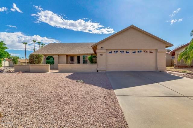 961 N Sunview Circle, Mesa, AZ 85205 (MLS #5980764) :: The Pete Dijkstra Team