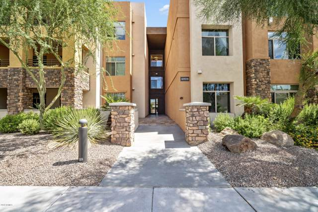 4909 N Woodmere Fairway #3006, Scottsdale, AZ 85251 (MLS #5980772) :: Brett Tanner Home Selling Team