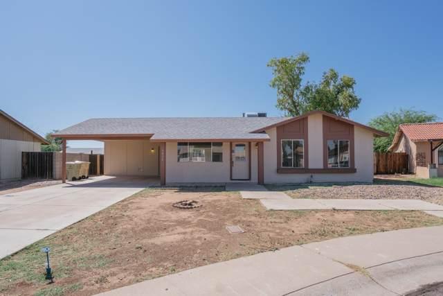 9830 N 43RD Drive, Glendale, AZ 85302 (MLS #5980777) :: Riddle Realty Group - Keller Williams Arizona Realty