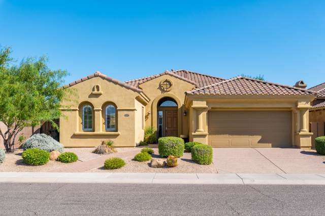 22715 N 39TH Place, Phoenix, AZ 85050 (MLS #5980797) :: The Laughton Team