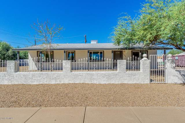 5060 S 9TH Street, Phoenix, AZ 85040 (MLS #5980802) :: Keller Williams Realty Phoenix