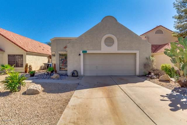 533 N Redrock Street, Gilbert, AZ 85234 (MLS #5980803) :: The Bill and Cindy Flowers Team