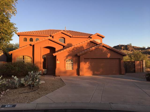 6911 E San Cristobal Way, Gold Canyon, AZ 85118 (MLS #5980815) :: The Laughton Team