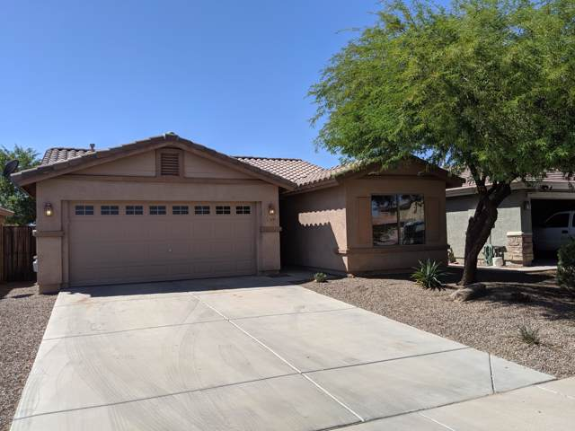 17406 N Carmen Avenue, Maricopa, AZ 85139 (MLS #5980819) :: Riddle Realty Group - Keller Williams Arizona Realty