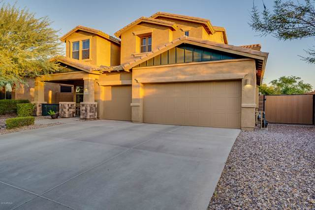 12783 W Eagle Ridge Lane, Peoria, AZ 85383 (MLS #5980823) :: The Laughton Team