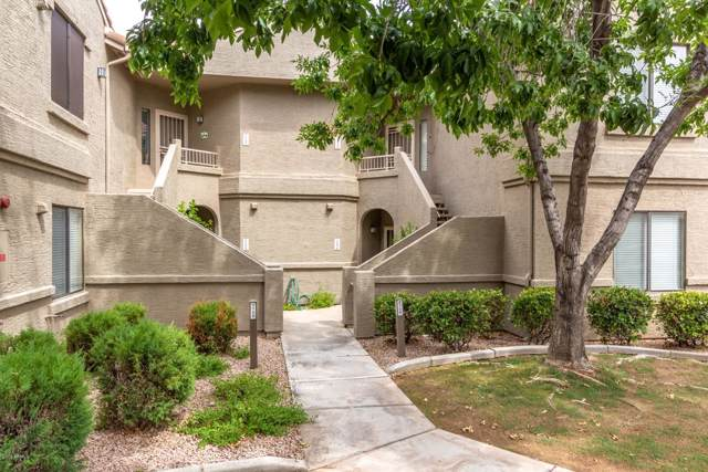 15252 N 100TH Street N #2155, Scottsdale, AZ 85260 (MLS #5980830) :: Brett Tanner Home Selling Team